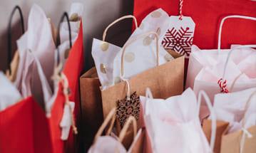 Productos de navidad publicitarios
