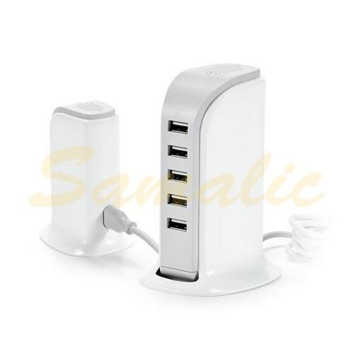 COMPRAR ESTACIÓN DE CARGA USB STEVENS REF 97154 STRICKER