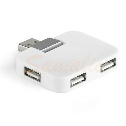 COMPRAR HUB USB 20 JANNES MERCHANDISING REF 97318 STRICKER