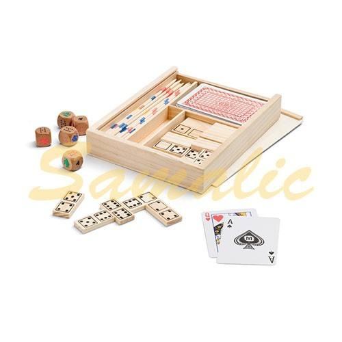 COMPRAR SET DE JUEGOS 4 EN 1 PLAYTIME REF 98001 STRICKER