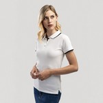 COMPRAR POLO SLIM FIT PARA MUJER ROME WOMEN REF 30139 STRICKER