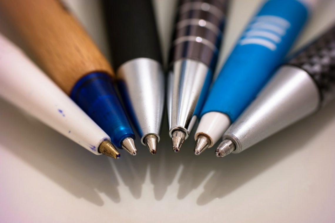 Todo lo que debe saber sobre los bolígrafos y rollers